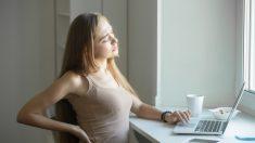 Mejorar la postura corporal te ayudará a proteger tu espalda de lesiones.