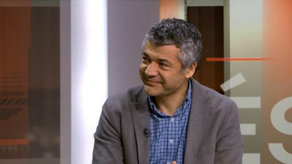 Oriol Amorós, secretario de Igualdad y Migraciones de la Generalitat.