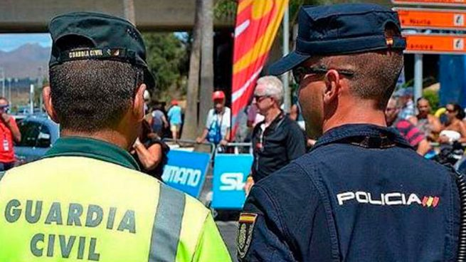 policia guardia civil