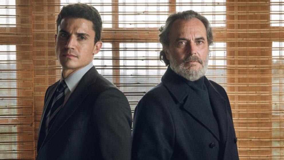 José Coronado y Ález González protagonizan 'Vivir sin permiso'