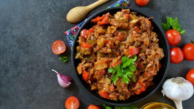 salteado de verduras receta peruana