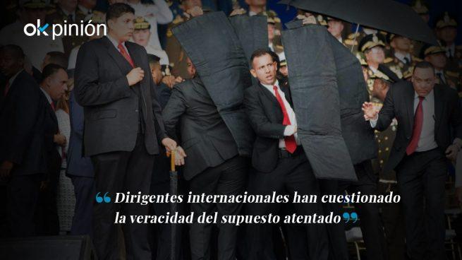 Maduro y la represión del pueblo venezolano