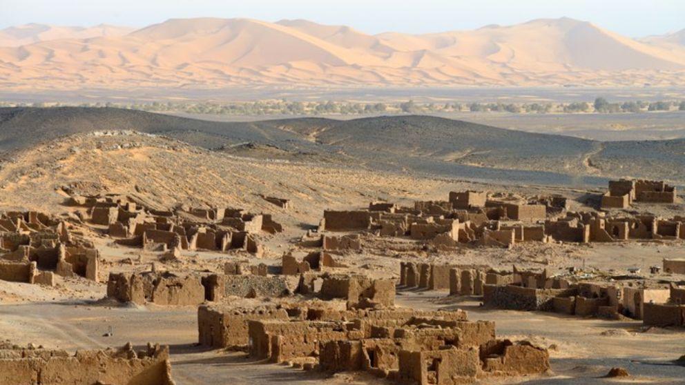 Cómo son las casas típicas del desierto
