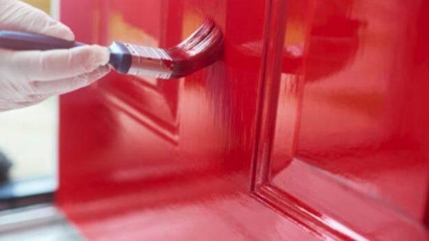 C mo pintar puertas barnizadas - Pintar puertas barnizadas ...