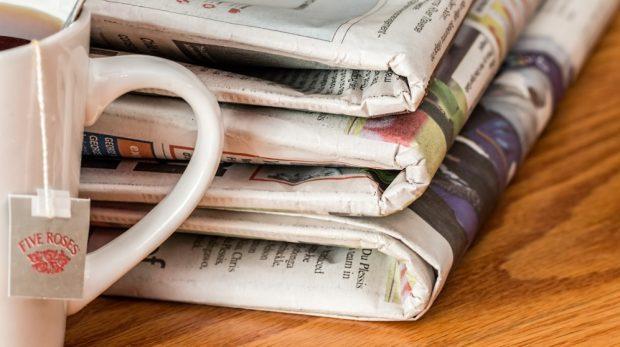 Cómo hacer macetas con papel de periódico