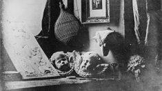 Daguerrotipo de 1837 realizado por Louis Daguerre | Efemérides del 10 de agosto de 2018