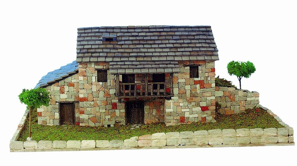 Cómo hacer una maqueta de una casa