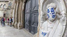 Pintadas Catedral de Santiago de Compostela