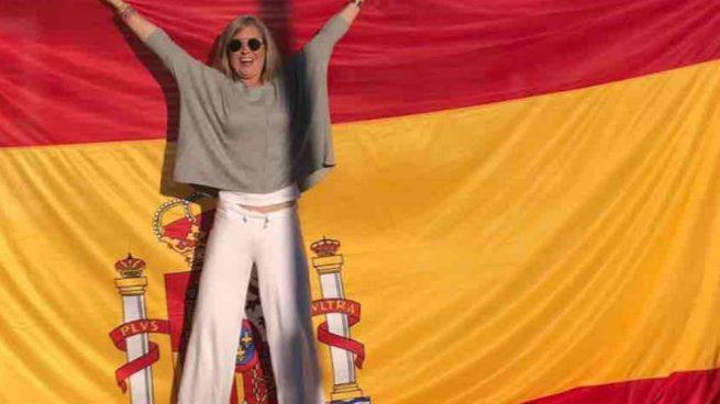 La mosso suspendida por meterse con Puigdemont recauda más de 10.000€ en cinco días