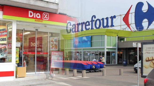 Carrefour ya negoció la compra de DIA en 2016