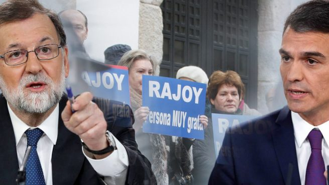 Sánchez no recibirá a una asociación que el PSOE utilizó para declarar a Rajoy 'persona non grata'