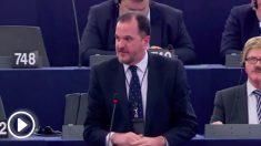 Carlos Iturgáiz, eurodiputado del PP.