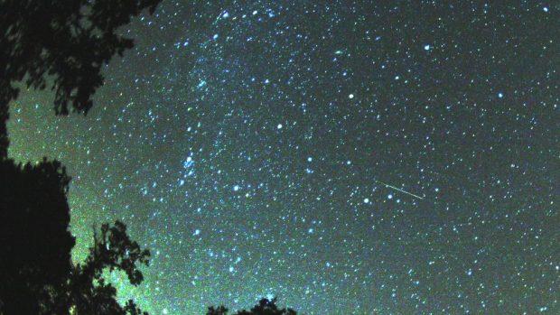 Hora y como ver lluvia de estrellas Perseidas 2018