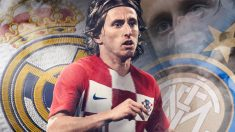 El futuro de Luka Modric ha desatado una guerra entre el Madrid y el Inter.