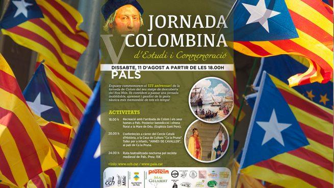 """Un municipio de Gerona incluye en su programa de fiestas el """"descubrimiento 'catalán' de América"""""""
