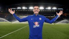 Kovacic, cedido por el Real Madrid en el Chelsea, es objetivo del Inter. (Getty)
