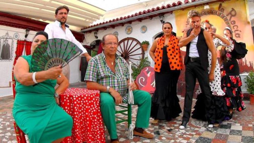 La familia Maya en los Gipsy Kings