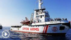 Buque Open Arms. (Foto: Proactiva Open Arms)