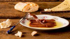 Receta de anchoas en aceite