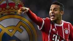 Thiago no es indiscutible en el Bayern.