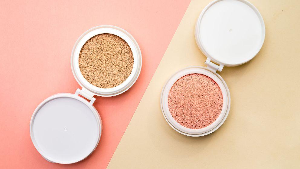 Todos los pasos para saber cómo aplicar el colorete en crema
