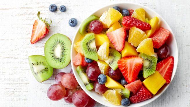 frutas fibra