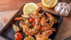 Receta de gambas a la barbacoa, un plato rápido y delicioso