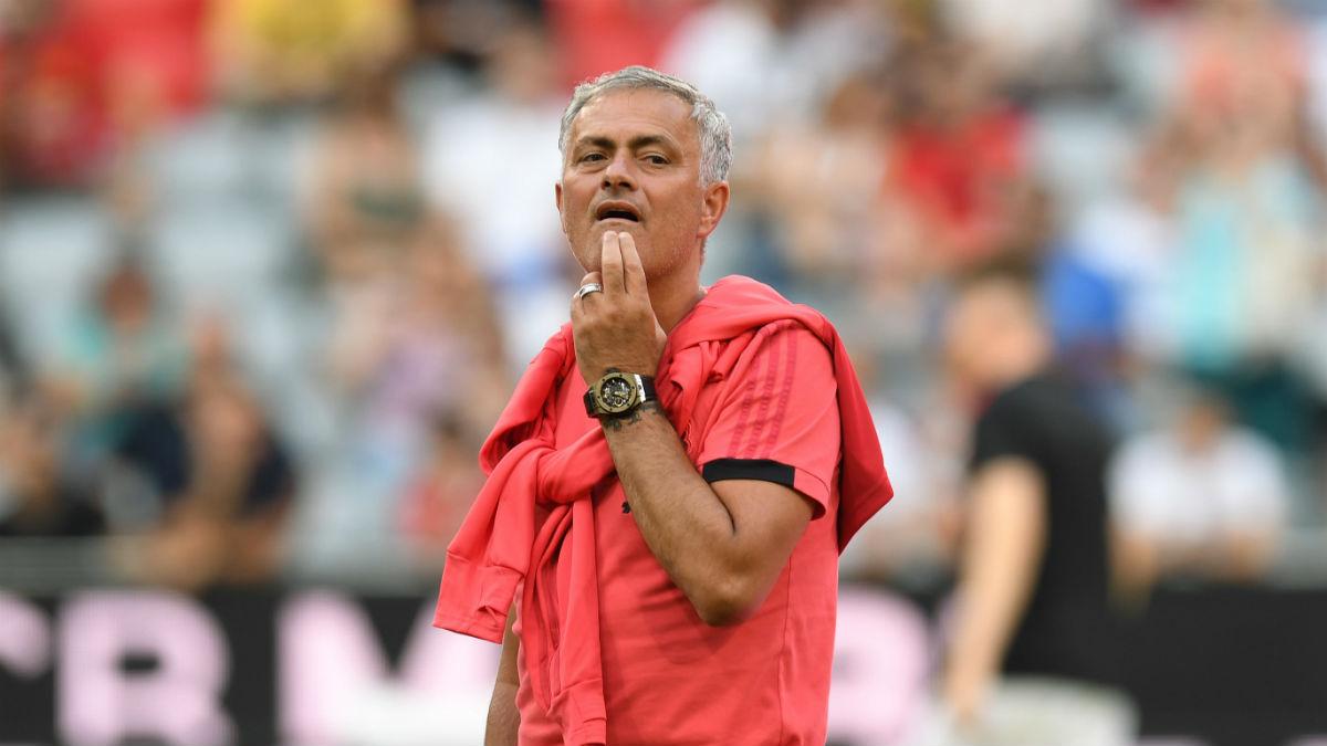 José Mourinho. (AFP).