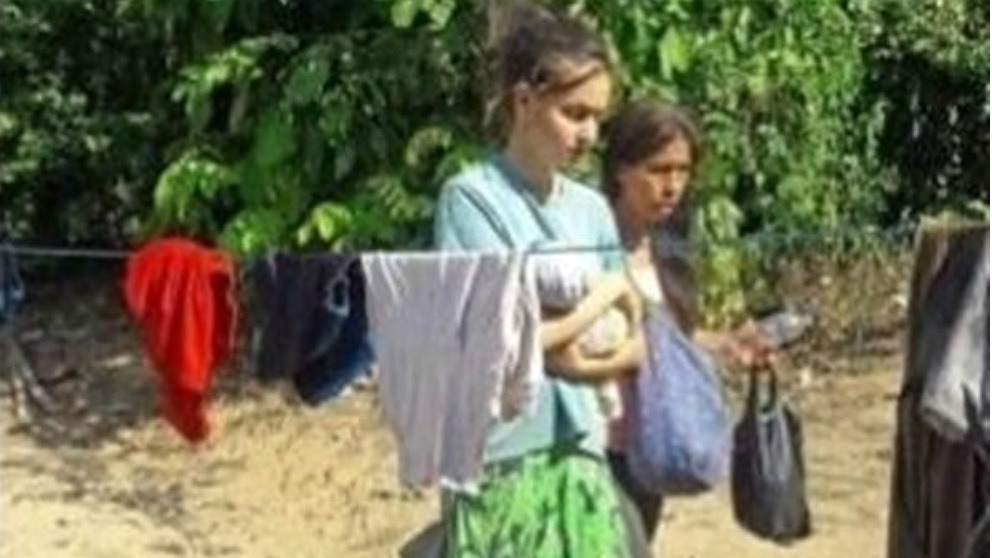 Patricia Aguilar, la joven captada por una secta en Perú. (EP)