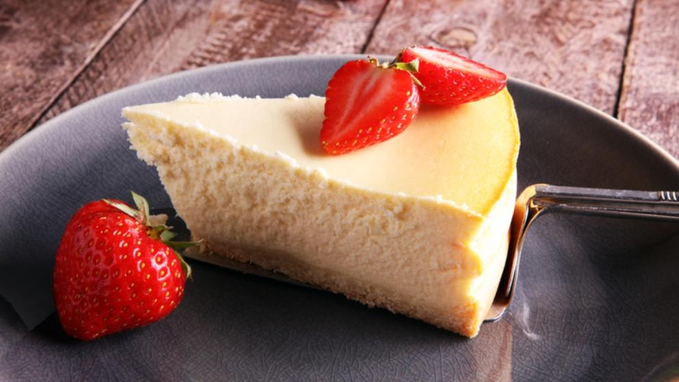 Receta de tarta de queso sin azúcar, un postre ligero y delicioso