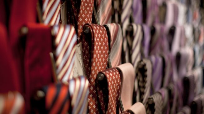 guardar corbatas