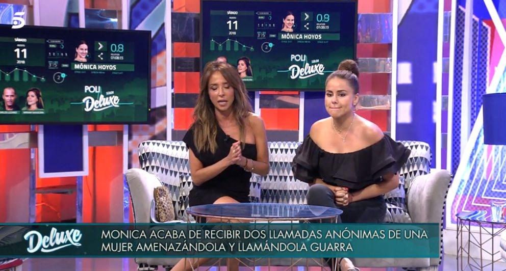 Mónica Hoyos en 'Sábado Deluxe'
