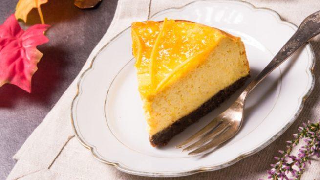 Cheesecake de boniato