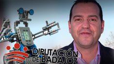 El ex concejal del Ayuntamiento de Badajoz Miguel Ángel Segovia.