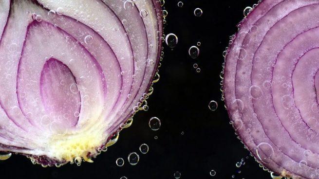 aceite de cebolla