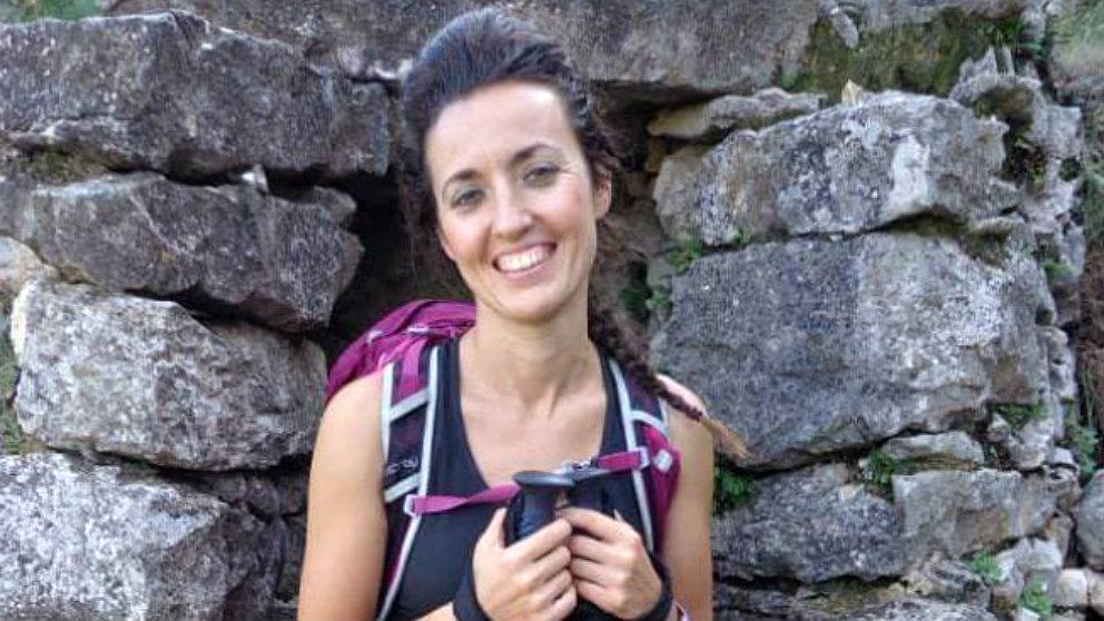 Arantxa Gutiérrez, la española asesinada en Costa Rica.