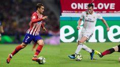Gareth Bale y Griezmann son los dos jugadores más valorados de cada equipo (AFP).