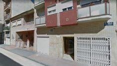 Calle Enrique Alcaraz de la pedanía de Patino (Murcia), donde se produjo el suceso.