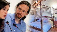 La suite de Iglesias y Montero en su casoplón de Galapagar posee un vestidor de 9 m2. Foto: LOOK