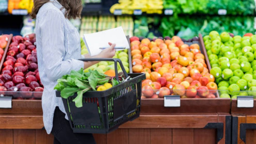 Aprende qué pasos dar para saber cómo hacer la compra semanal