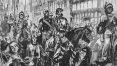 Cuadro del día de la ejecución de William Wallace | Efemérides del 23 de agosto de 2018