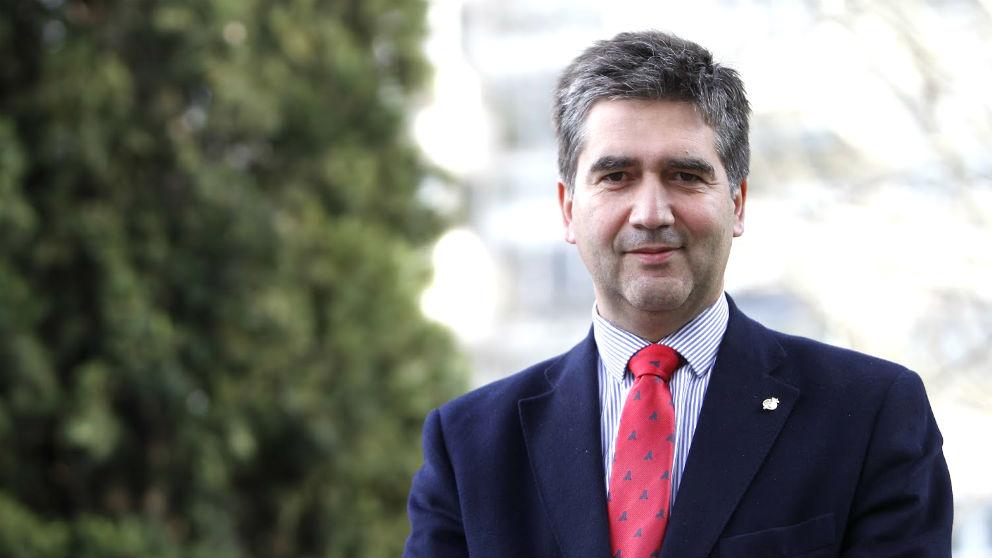 El portavoz del Grupo Popular en el Senado, Ignacio Cosidó.