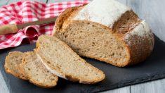 Receta de pan de trigo y centeno, una maravilla casera y natural