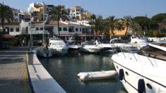 Puerto deportivo de Cabopino Marbella