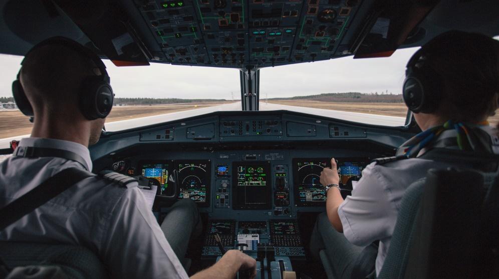 Cómo ser piloto de aviación