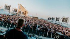 Ben Klock en el escenario Modular del festival DGTL Barcelona 2018