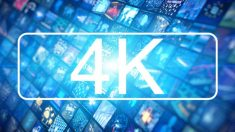 La resolución 4k o Ultra HD