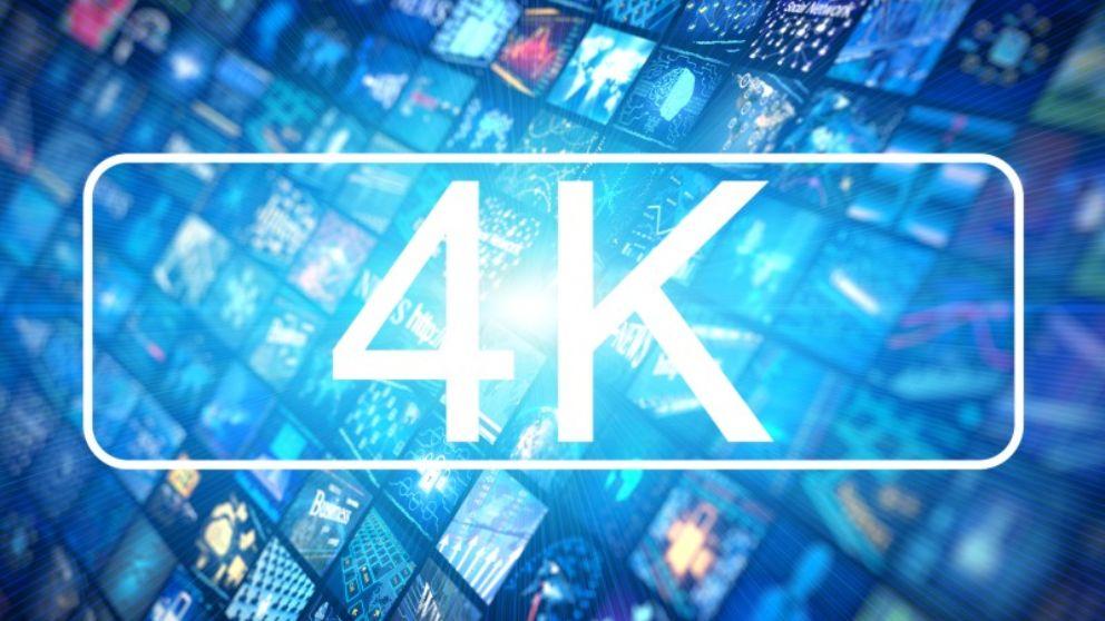 La resolución 4k o Ultra HD