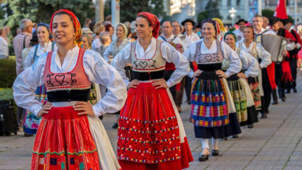 Los bailes más tradicionales en Portugal