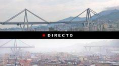 Sigue la última hora del derrumbamiento del puente de Génova en directo.